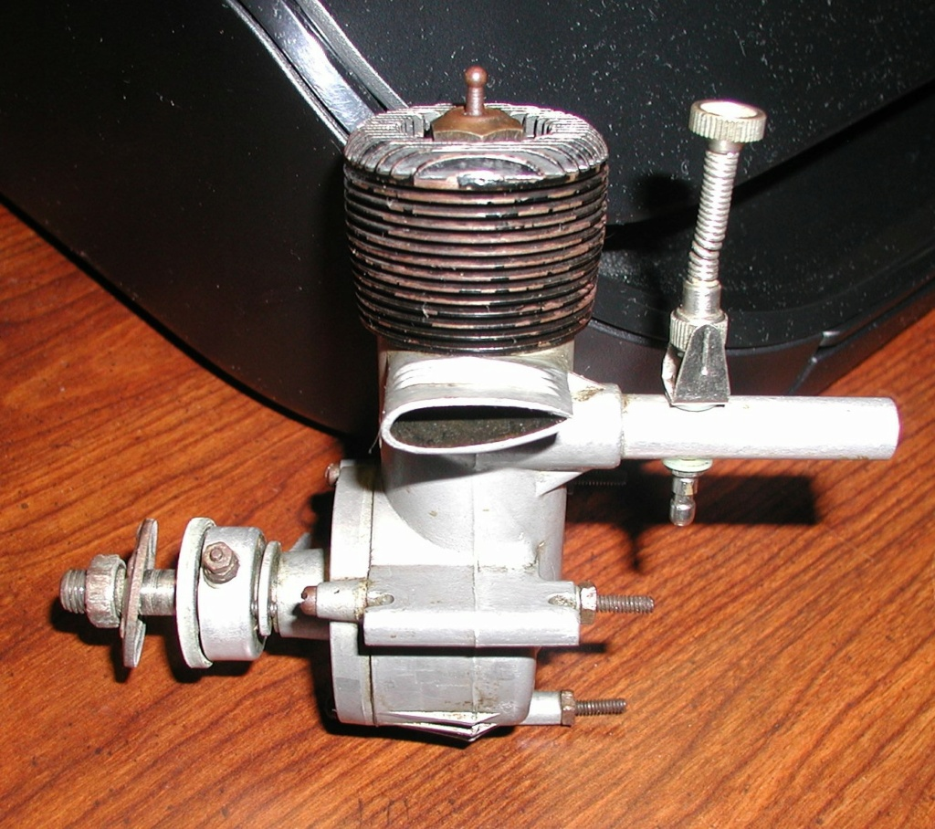 Building an Ohlsson & Rice test mount P1011267