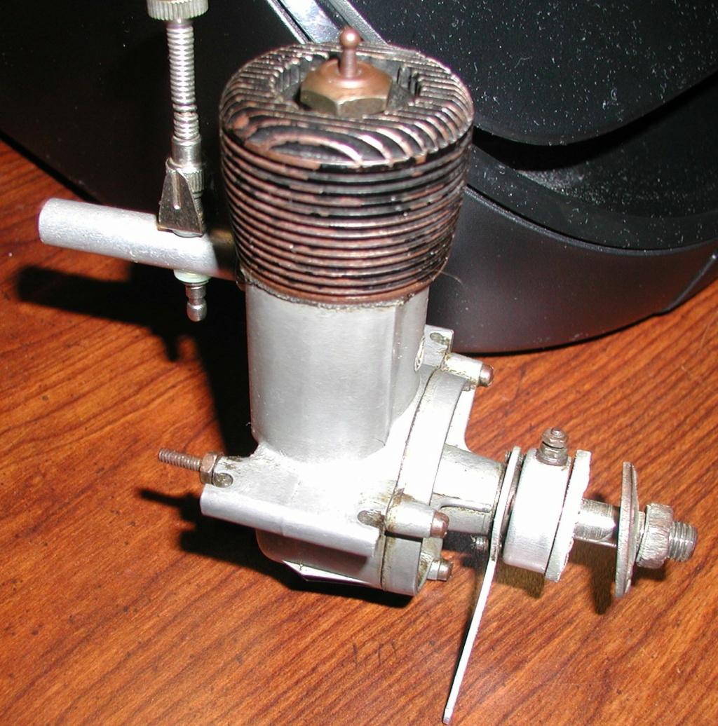 Building an Ohlsson & Rice test mount P1011268