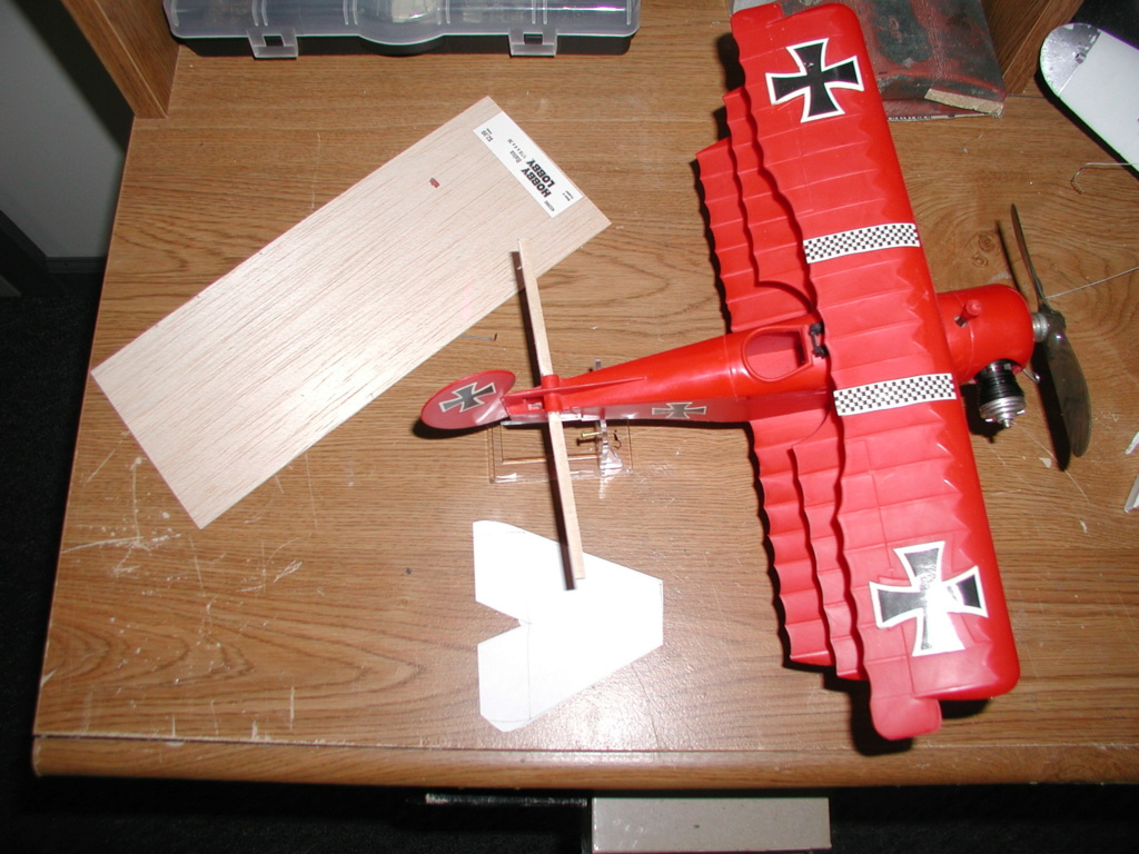 Cavacraft Fokker D-7 P1011347
