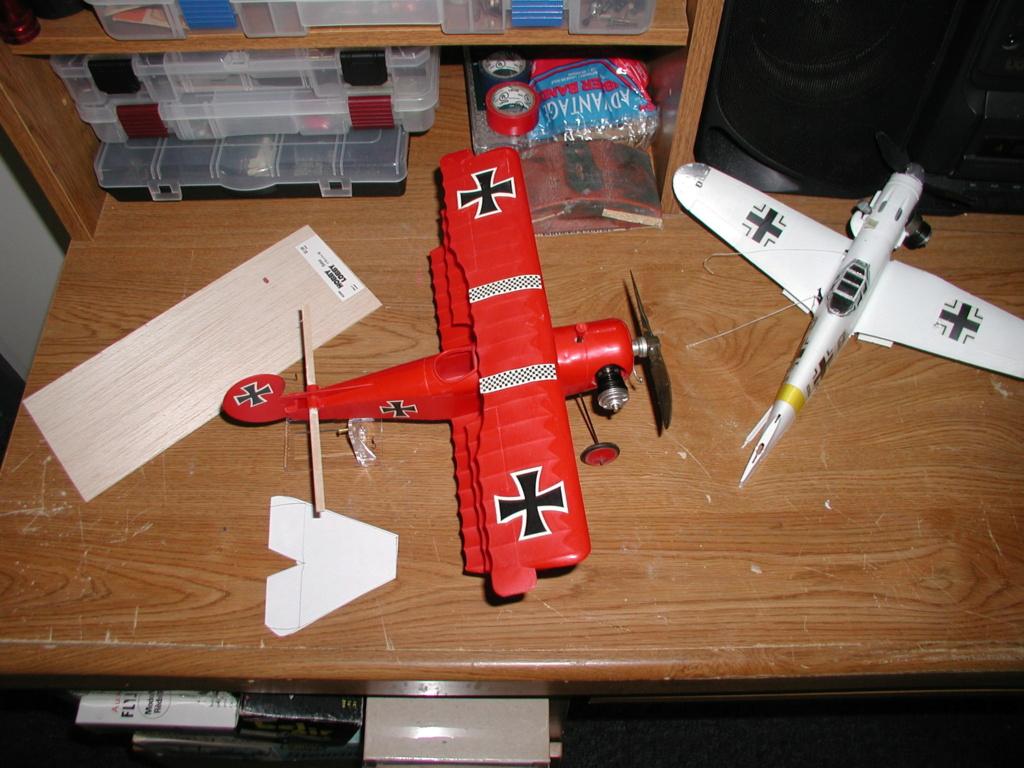 Cavacraft Fokker D-7 P1011348