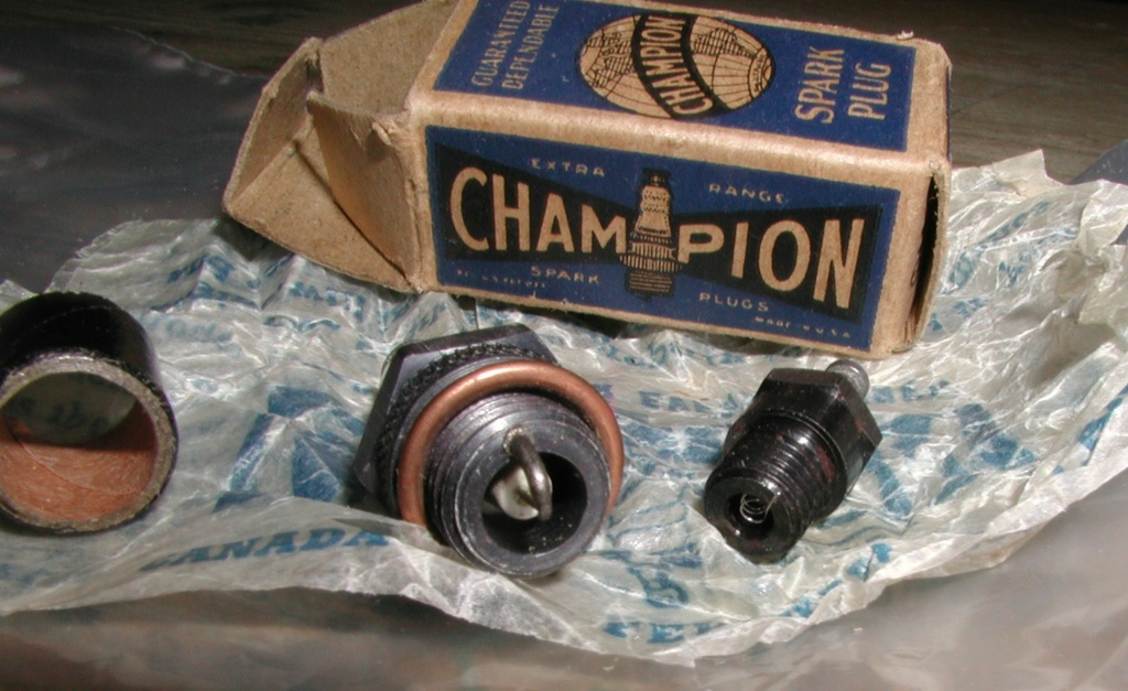 """Ohisson & Rice what-ever and Champion V (3/8"""" by 24 tpi) arrives P1011354"""