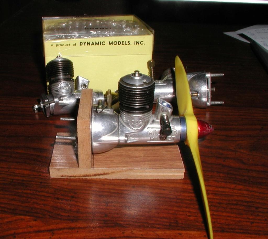"""Pretty"" engines P1011536"