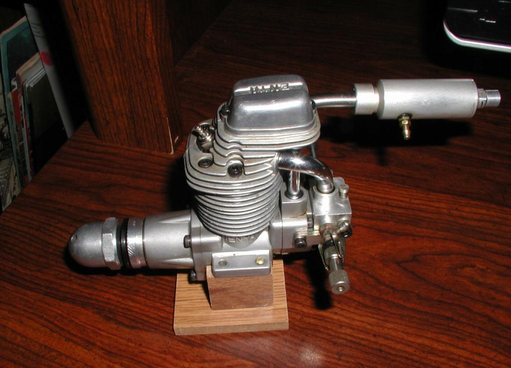 """Pretty"" engines P1011541"