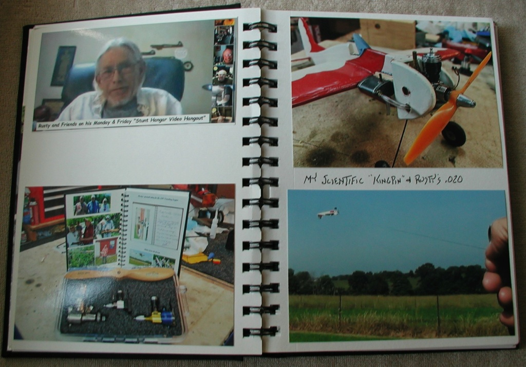 Follow Rusty's Memorial Traveling Engines! - Page 4 P1011613