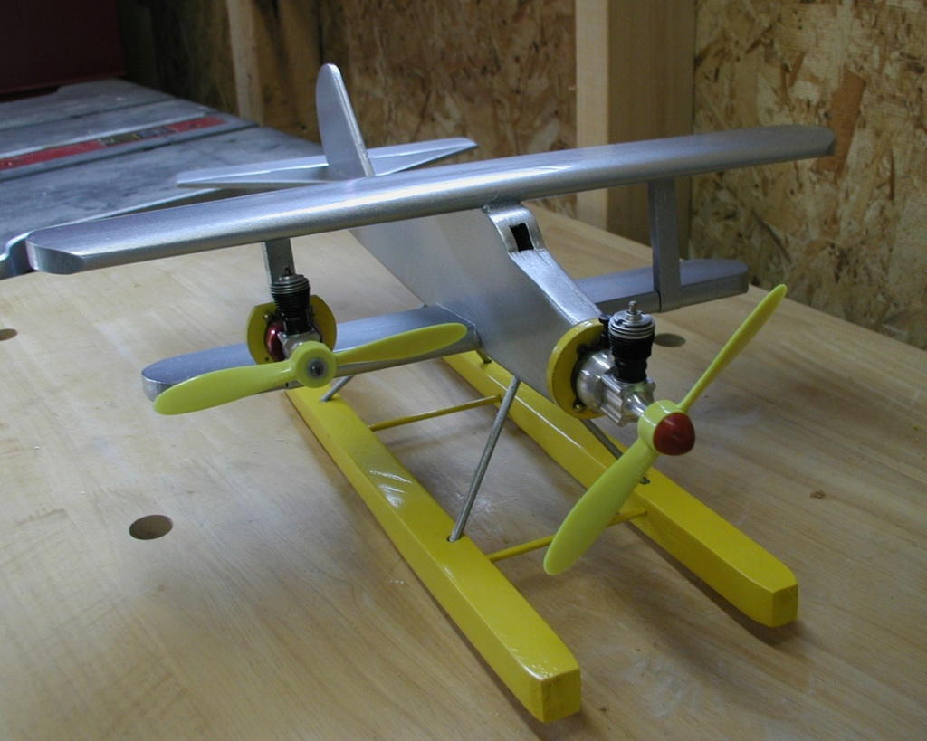 I build Rene's wacky Cox tri-motor pontooned tether car/airplane among other things - Page 2 P1011752