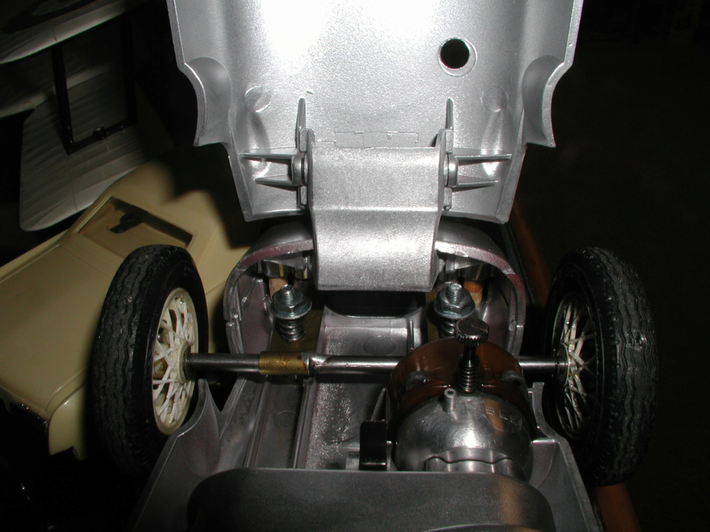 Mercedes Benz Grand Prix Racer found. P1011802