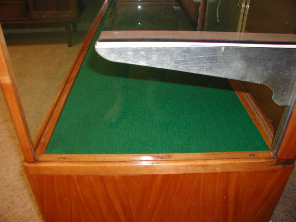 """""""Free"""" display case is finished P2040017"""