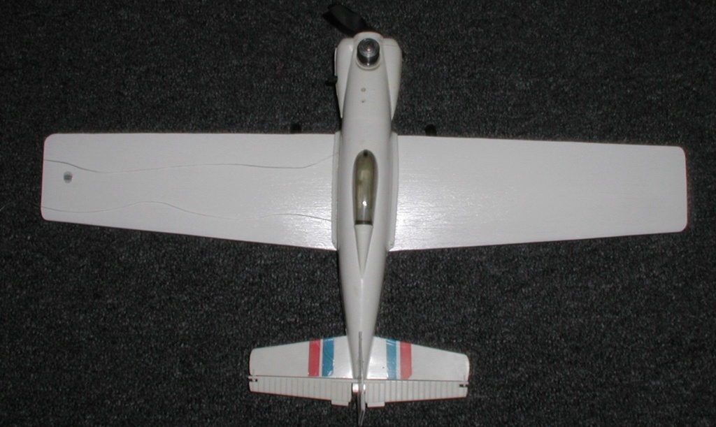 Mixing balsa and plastic.  Testor's P-40 and Cosmic Wind revisited. P2200010