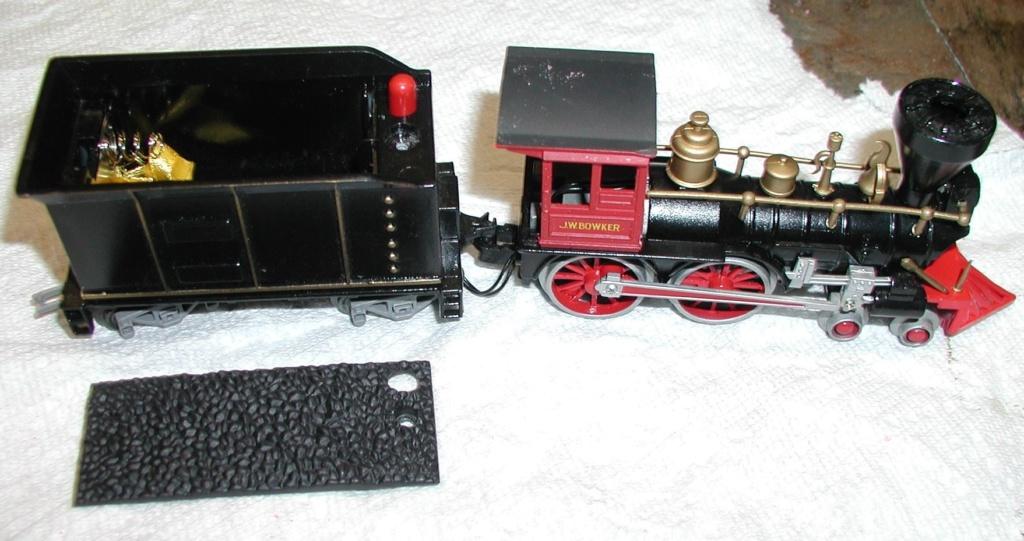 Christmas Train Has Arrived P5240010