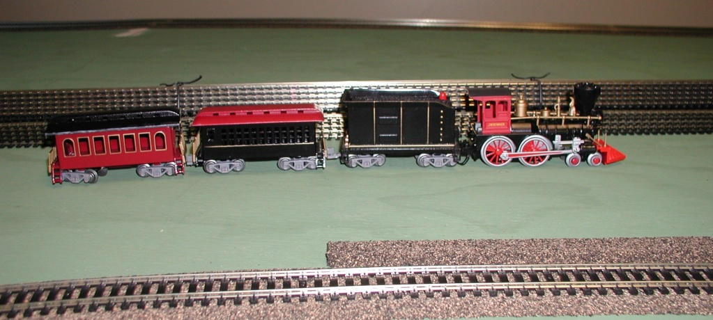 Christmas Train Has Arrived P5240011