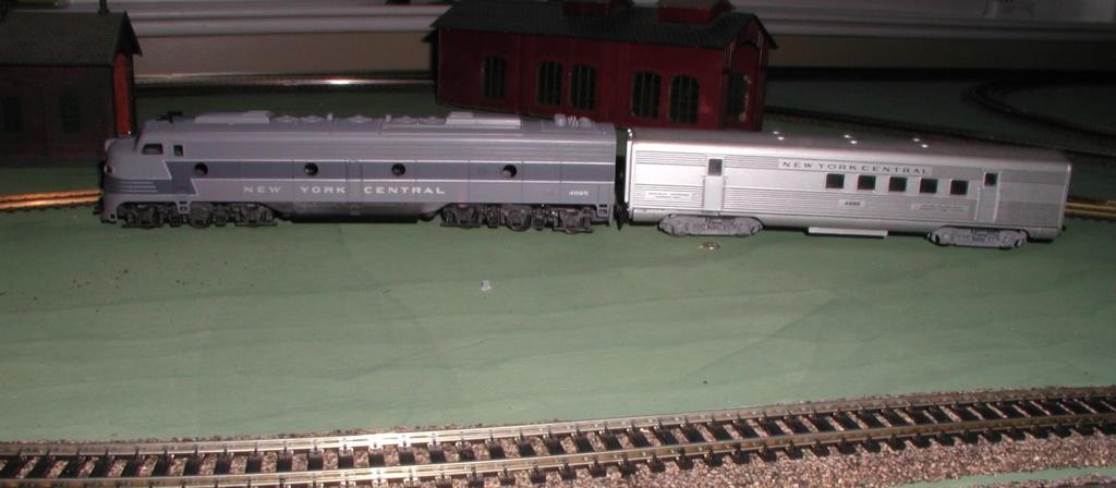 My layout as it progresses P6020010