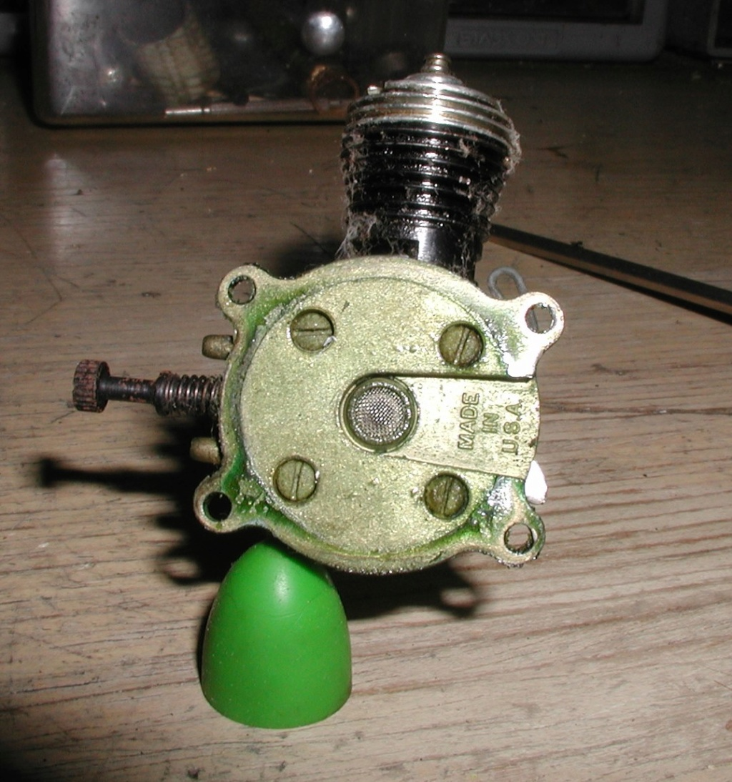 The lime green Shrike machine P7050011