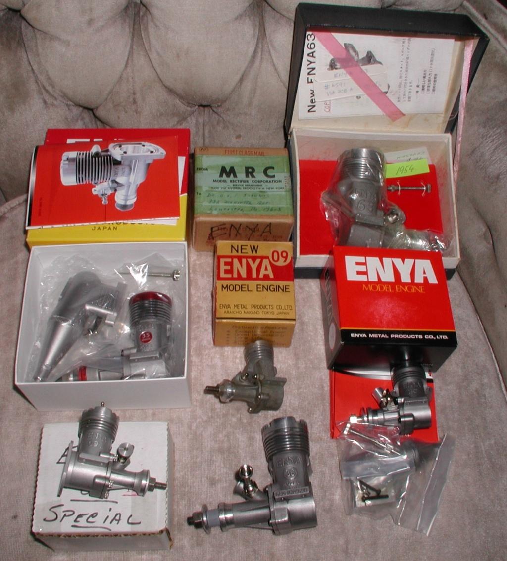 Enya engines P8170014