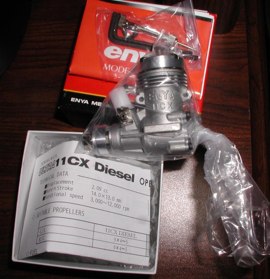 Enya engines P8170018