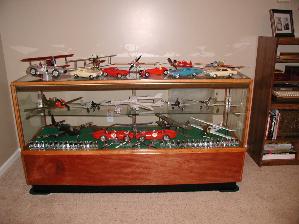 """""""Free"""" display case is finished P8190012"""