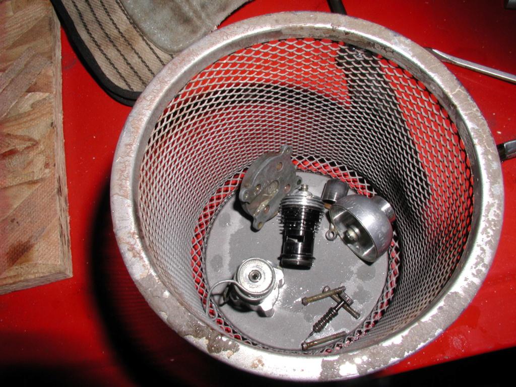 Cox P-40 engine boil P8250011