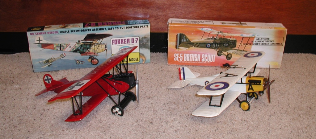What about a Stock Cox/TD model airplane fall fly in??? P8290011