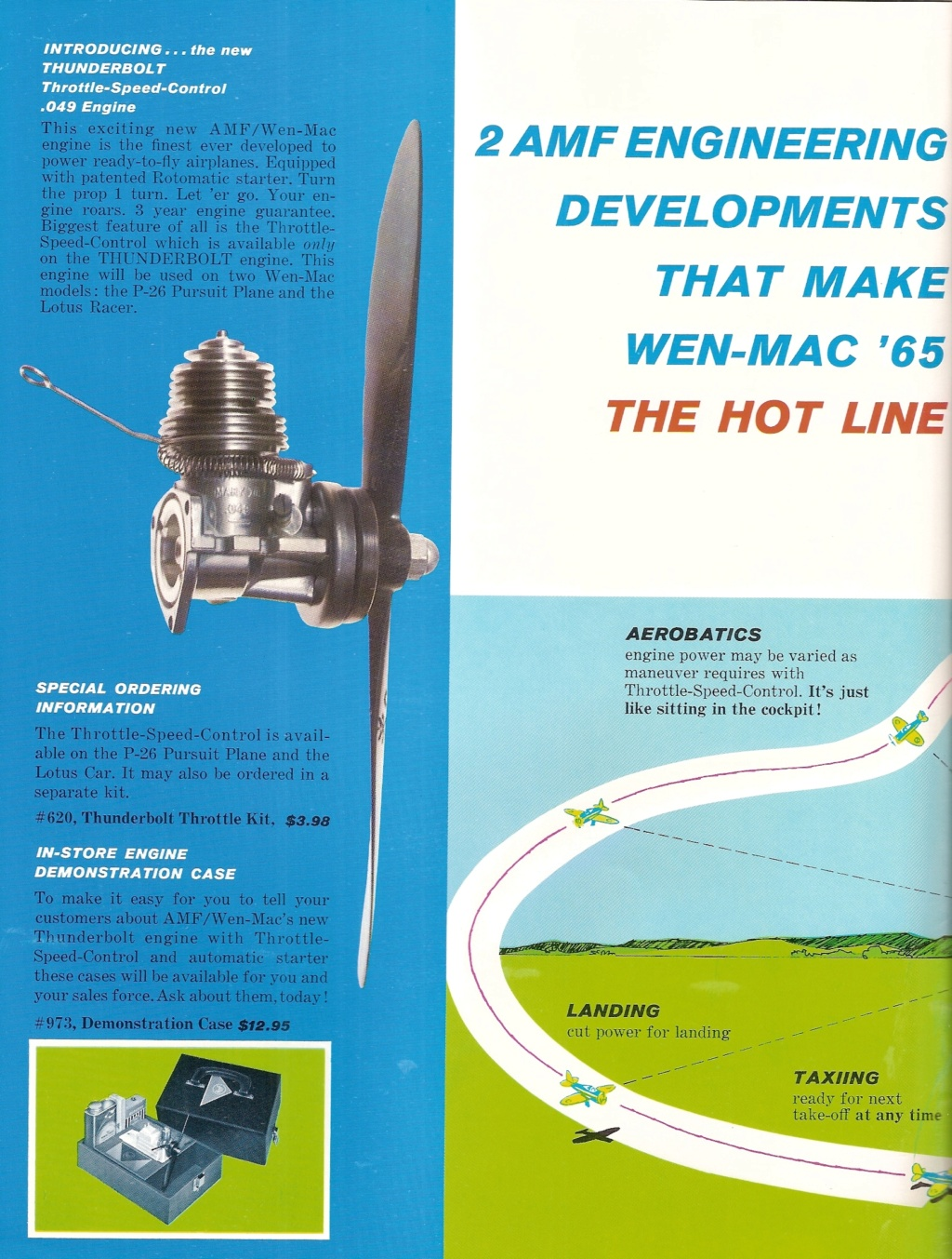 Wen Mac tether car with speed control Page510