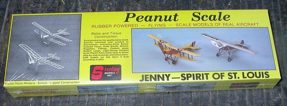 Miniature Model Kit Boxes Peanut10