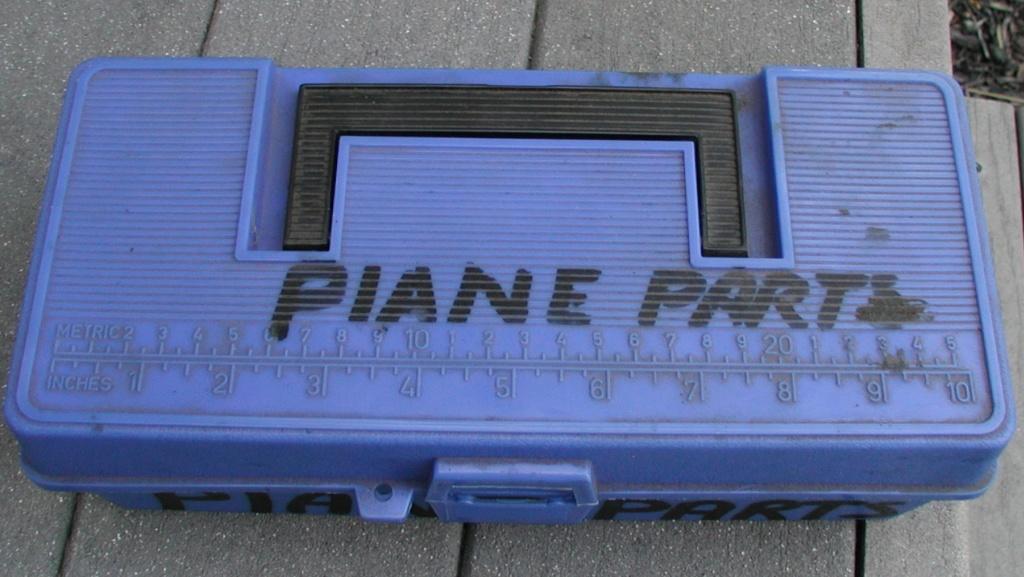 Box #1 - Avoiding sensory overload Plane_11