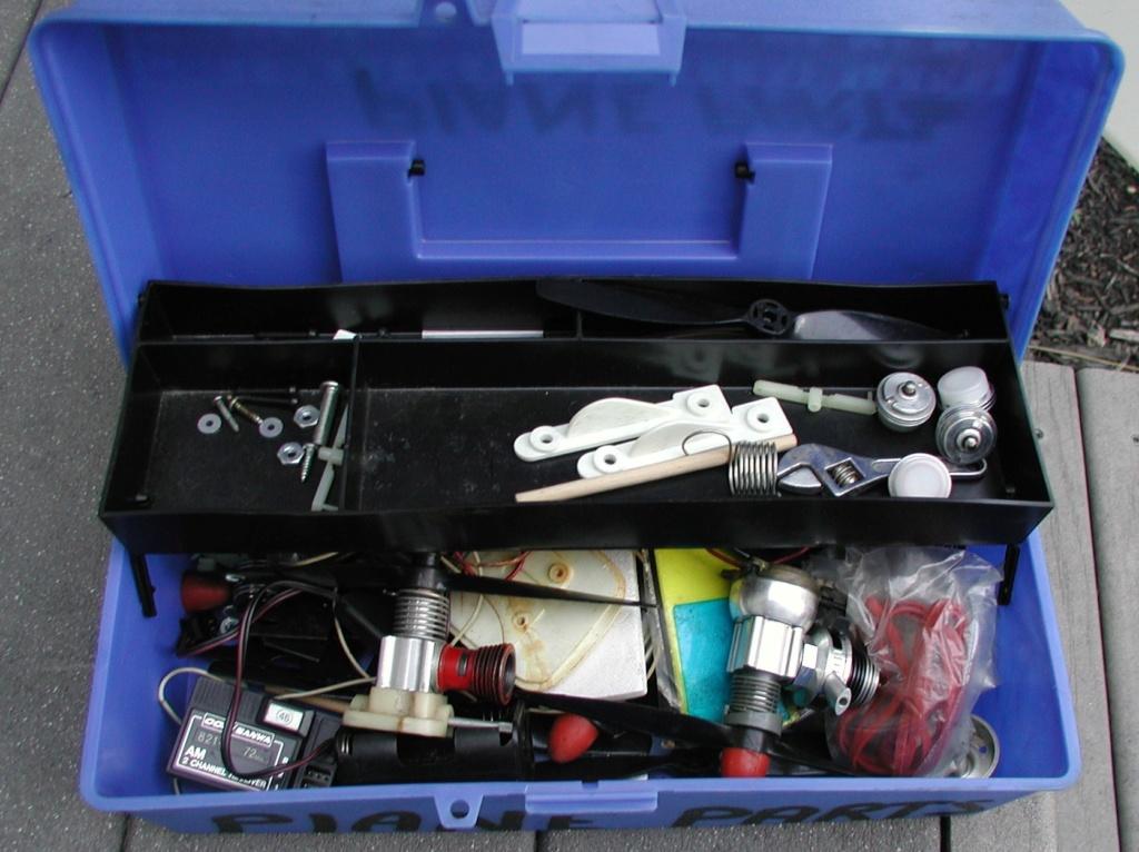 Box #1 - Avoiding sensory overload Plane_12