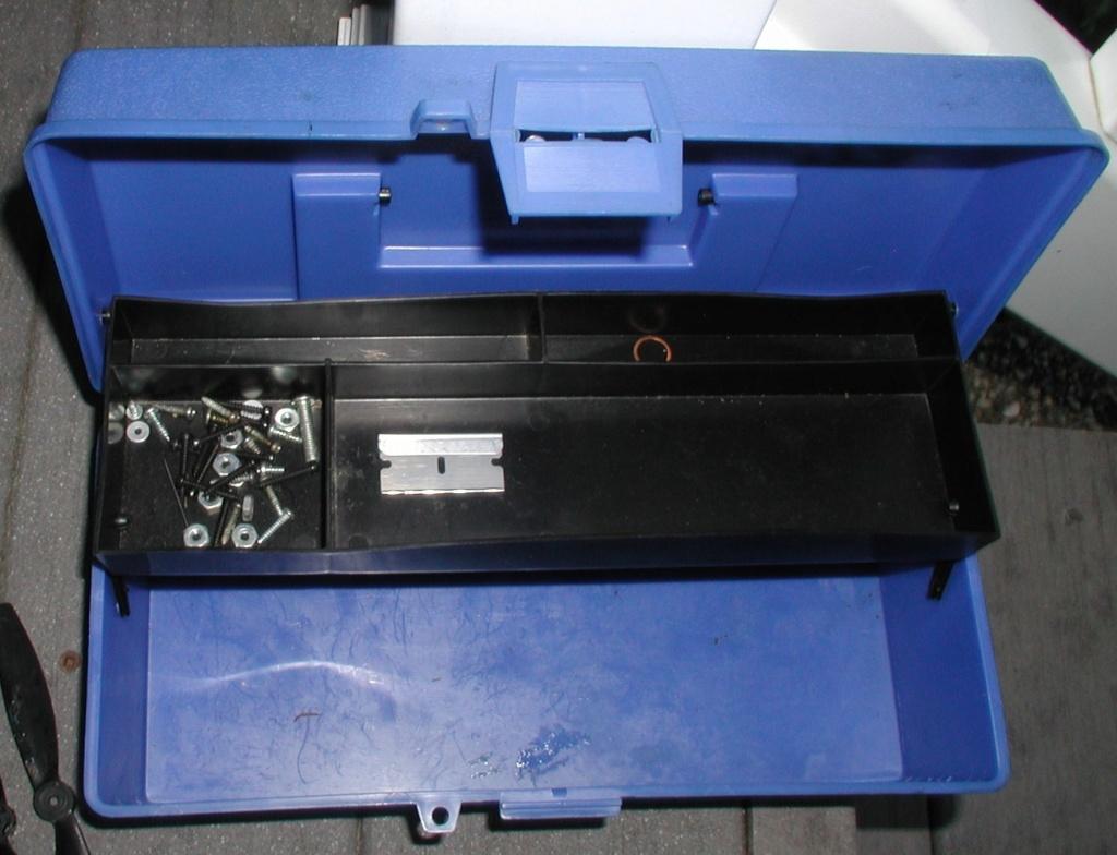 Box #1 - Avoiding sensory overload Plane_14