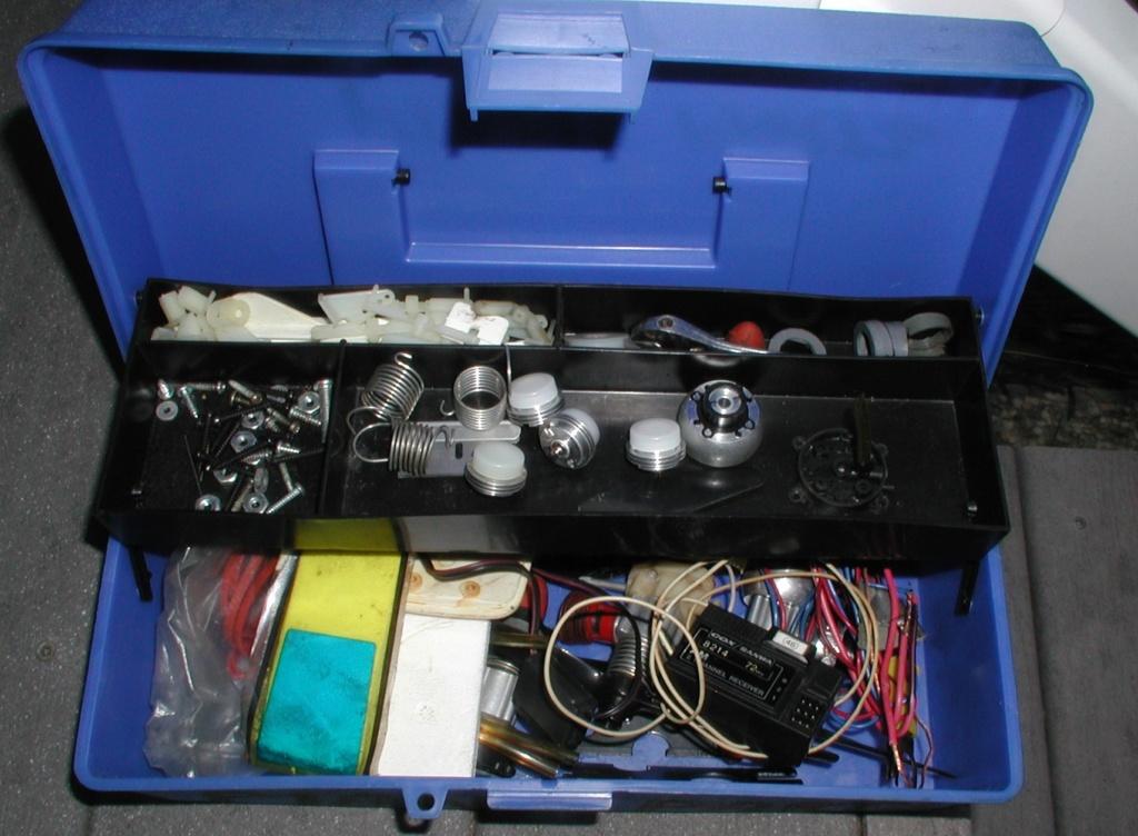 Box #1 - Avoiding sensory overload Plane_15