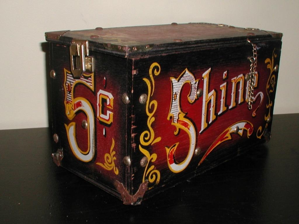 Box #1 - Avoiding sensory overload Shine_11