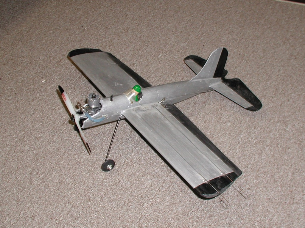 Anyone recognize this model airplane? - Page 2 Silver35
