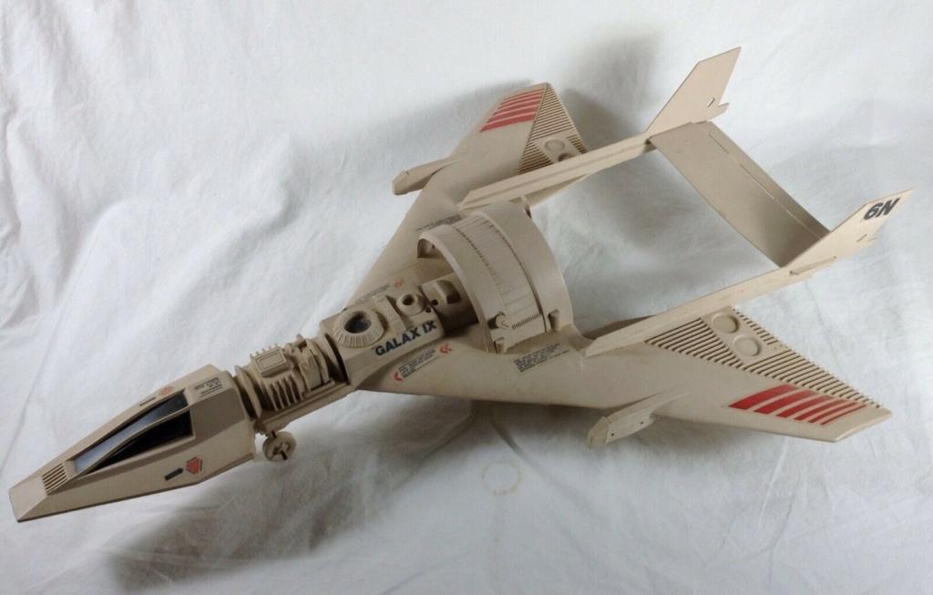 Cox/Testors ducted fan Star Wars plastic junque  Testor11