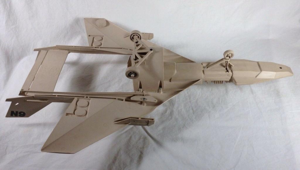 Cox/Testors ducted fan Star Wars plastic junque  Testor13