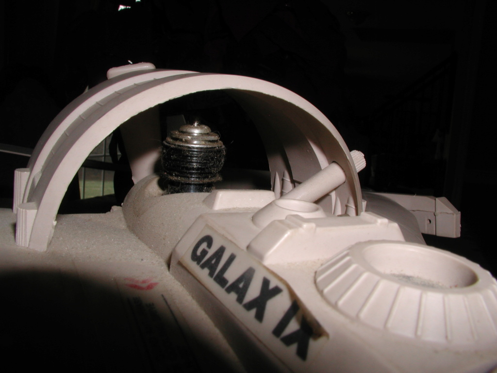 Cox/Testors ducted fan Star Wars plastic junque  Testor16