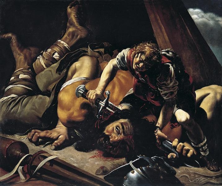 Caravage à Rome 0311