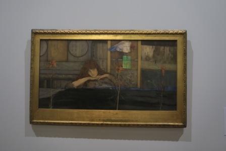 Fernand Khnopff,  Le maître de l'énigme 0812