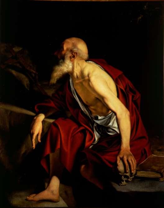 Caravage à Rome 1111