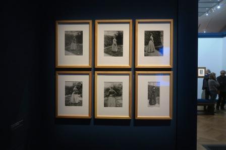 Fernand Khnopff,  Le maître de l'énigme 1212