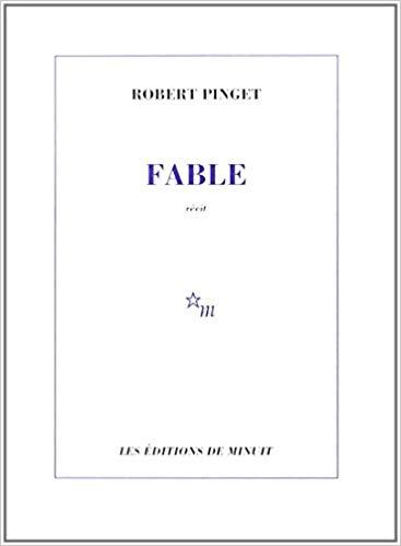 Robert Pinget Fable10