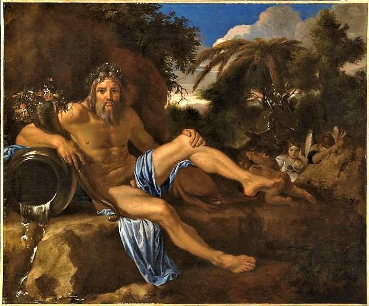 Rome et les peintres paysagistes - Page 3 Lebrun10