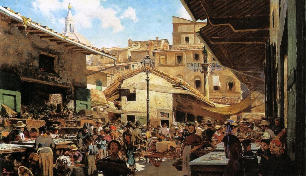 Rome et les peintres paysagistes - Page 3 Signor10