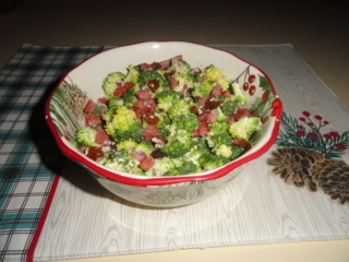 La cuisine américaine - Les Salades 00611