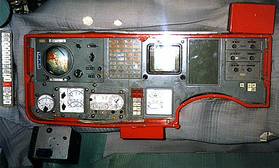 L'horloge de bord des Soyouz, des stations Saliout et de la navette Bourane 0910