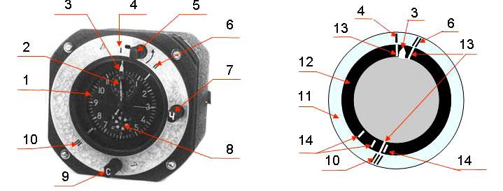 vostok - L'horloge du Vostok 130-1510