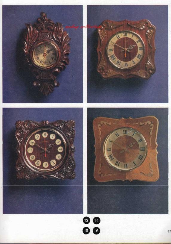 Fabrique d'Horloges d'Art de Moscou 1311