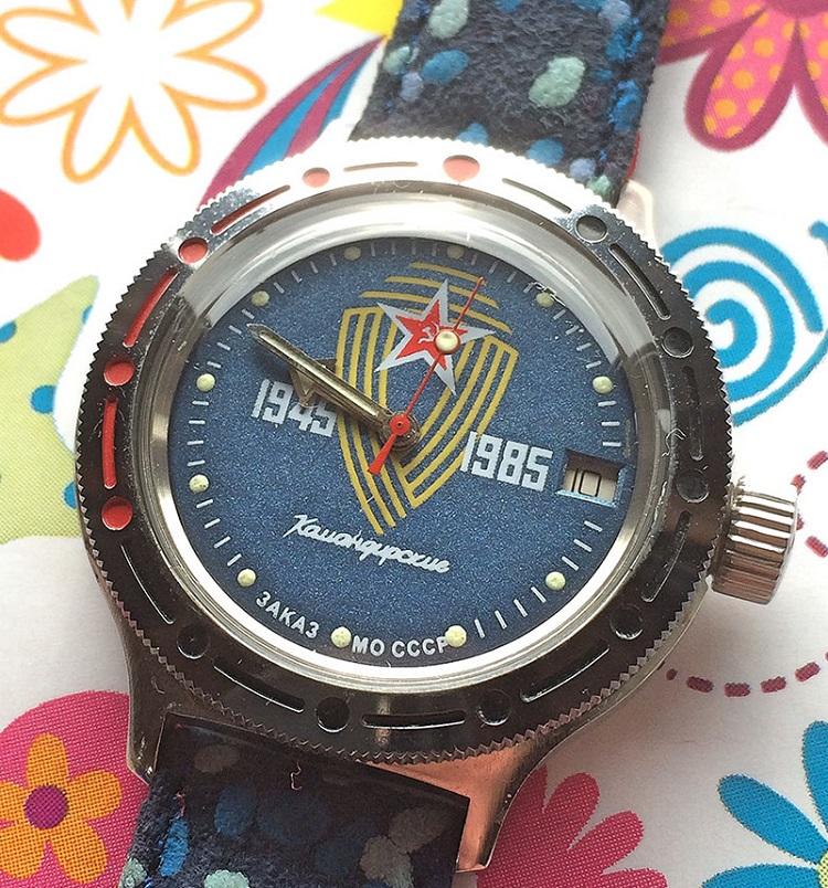 Les montres soviétiques commémoratives de la victoire  1_vost11