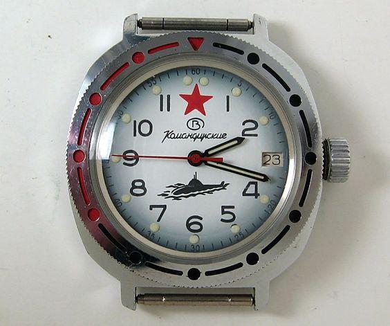 "Vostok ""sous-marins"" 1befb710"