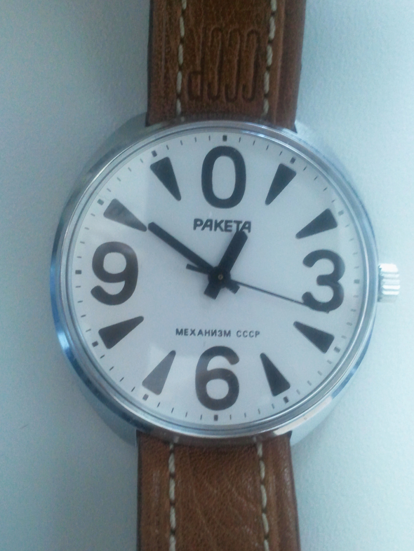 La distribution des montres soviétiques en France 2012-011