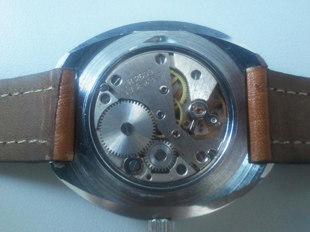 La distribution des montres soviétiques en France 2012-012