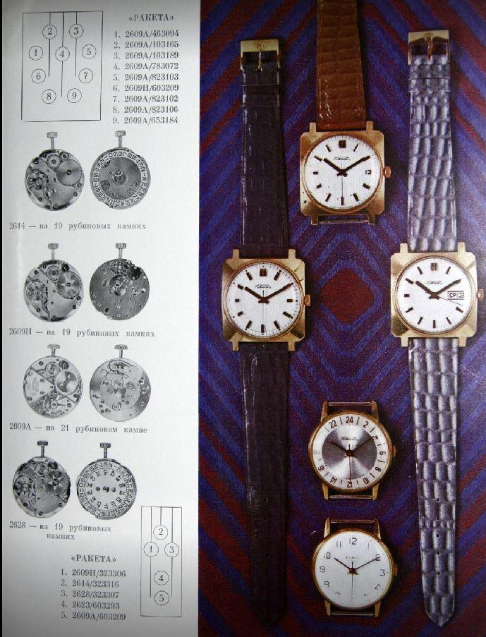 Les Raketa 24 heures soviétiques (1ère partie: Les 2623 et les 2623.H classiques) 24h_1910