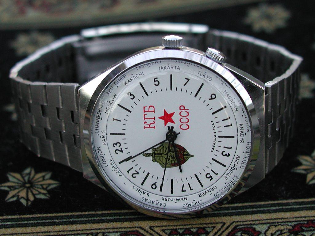 Les Raketa 24 heures soviétiques (2e partie: Les 2623.H spéciales) 24kgb10