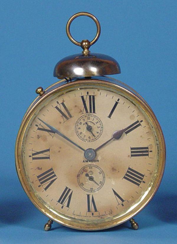 1930: Le déménagement à Moscou des fabriques Dueber-Hampden et Ansonia Clock 2anson10